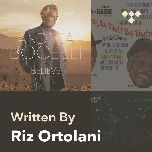 Songwriter Mix: Riz Ortolani
