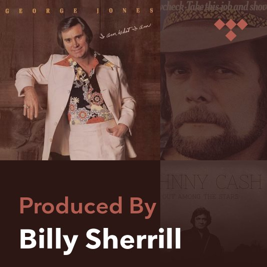 Producer Mix: Billy Sherrill