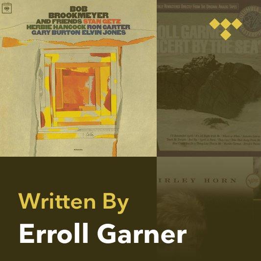 Songwriter Mix: Erroll Garner