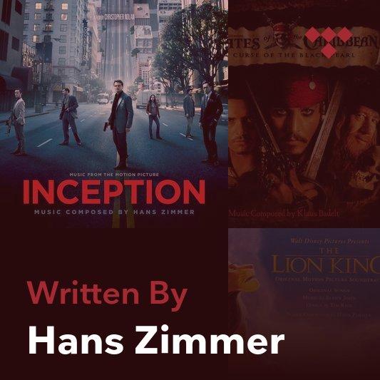 Songwriter Mix: Hans Zimmer