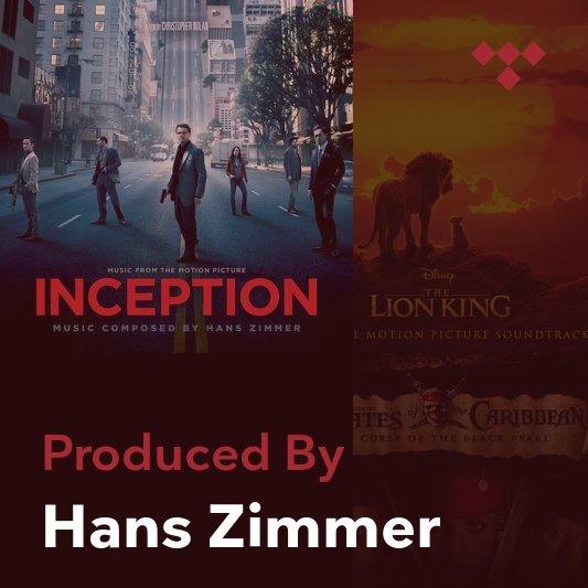 Producer Mix: Hans Zimmer