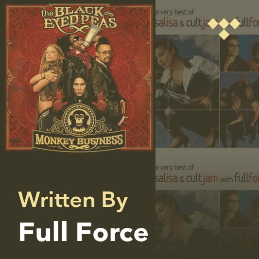 Songwriter Mix: Full Force