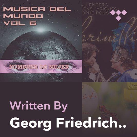 Songwriter Mix: Georg Friedrich Haendel