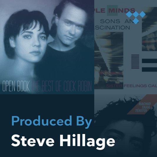 Producer Mix: Steve Hillage