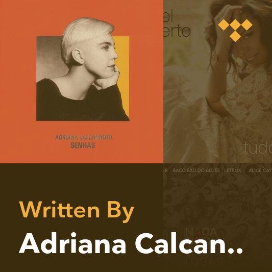 Songwriter Mix: Adriana Calcanhotto