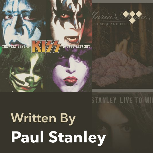 Songwriter Mix: Paul Stanley