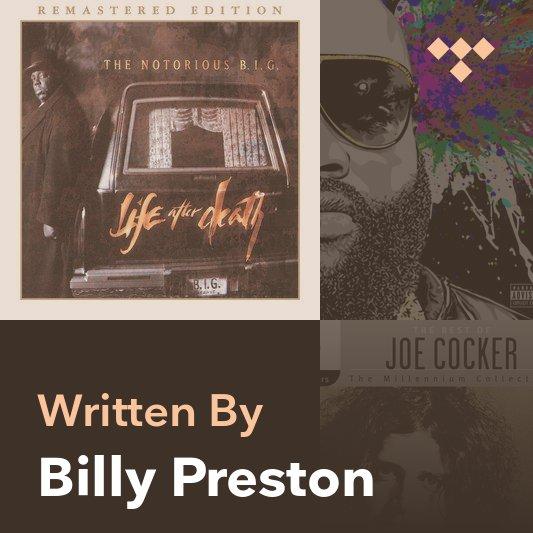 Songwriter Mix: Billy Preston