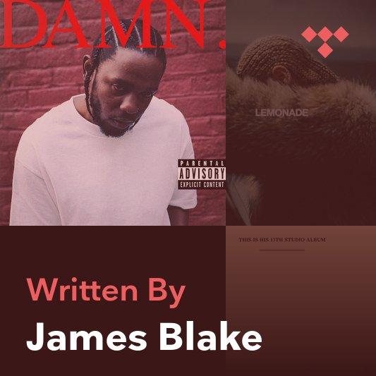 Songwriter Mix: James Blake