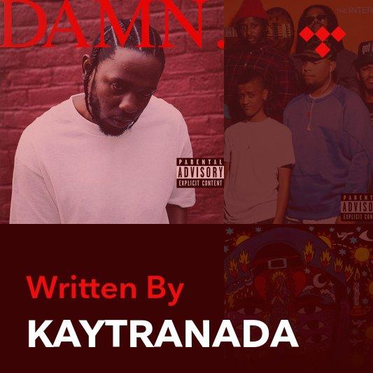 Songwriter Mix: KAYTRANADA