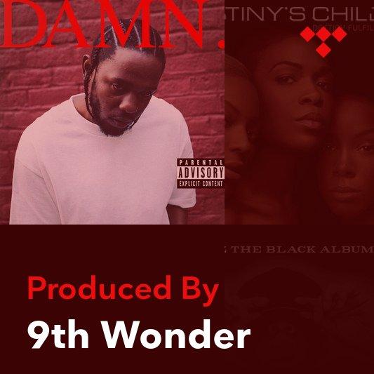 Producer Mix: 9th Wonder