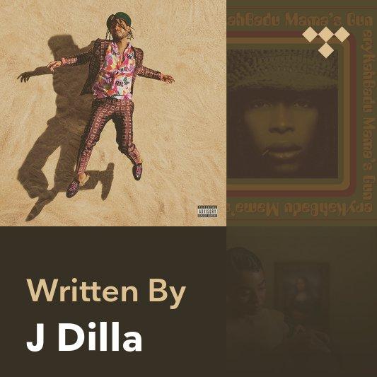 Songwriter Mix: J Dilla
