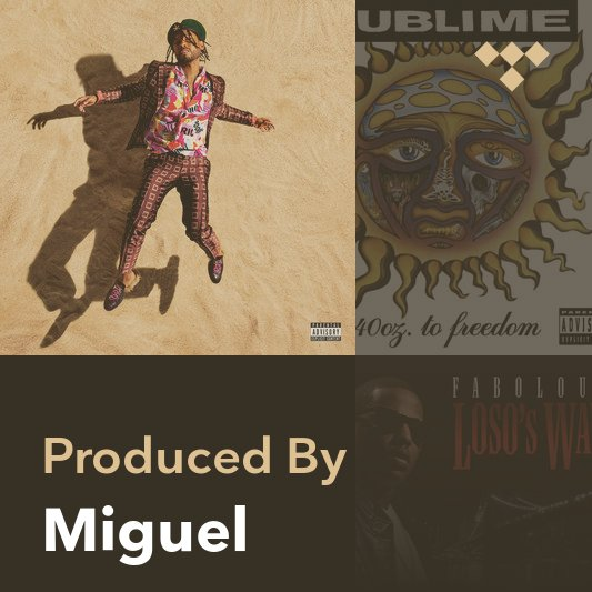 Producer Mix: Miguel