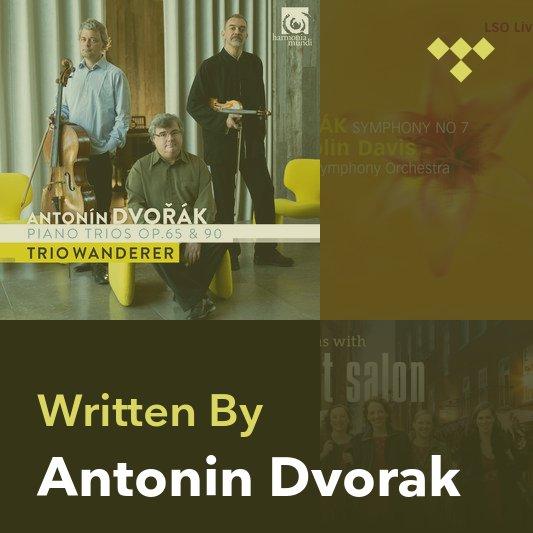 Songwriter Mix: Antonin Dvorak