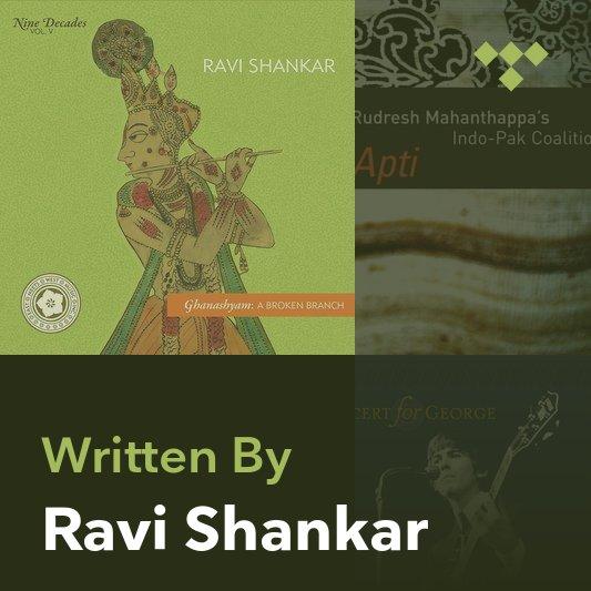 Songwriter Mix: Ravi Shankar