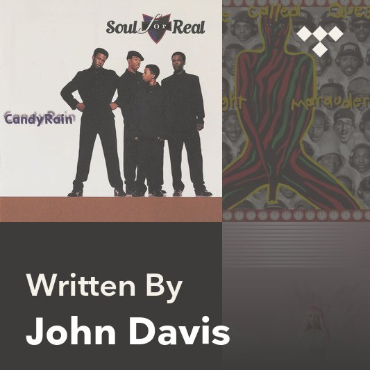 Songwriter Mix: John Davis
