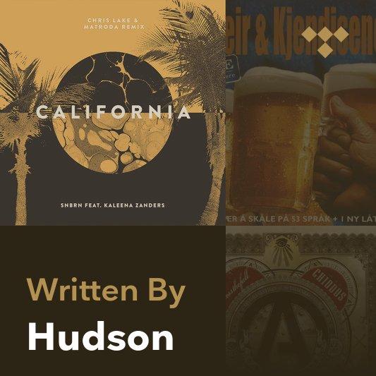 Songwriter Mix: Hudson