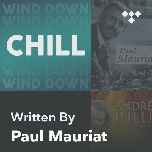 Songwriter Mix: Paul Mauriat