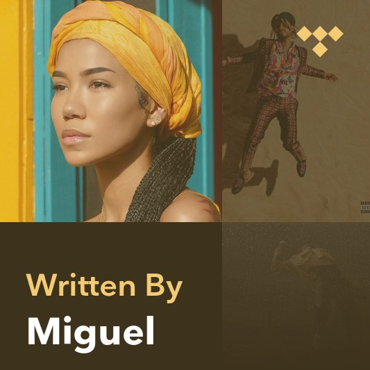 Songwriter Mix: Miguel