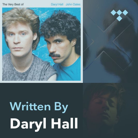 Songwriter Mix: Daryl Hall
