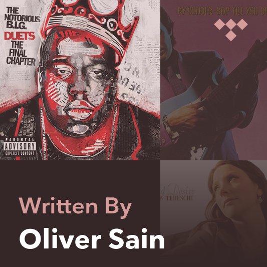 Songwriter Mix: Oliver Sain