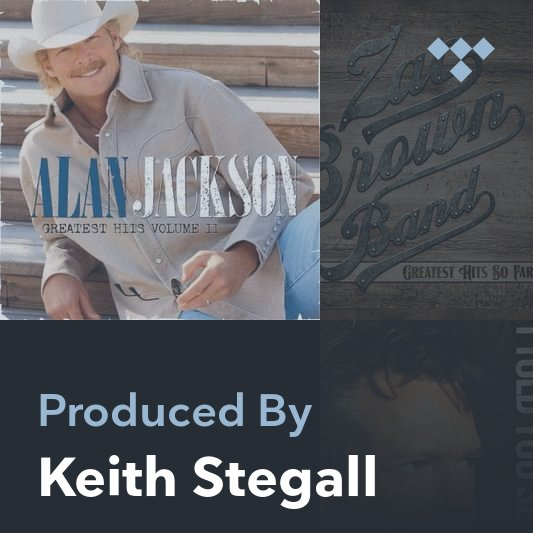 Producer Mix: Keith Stegall