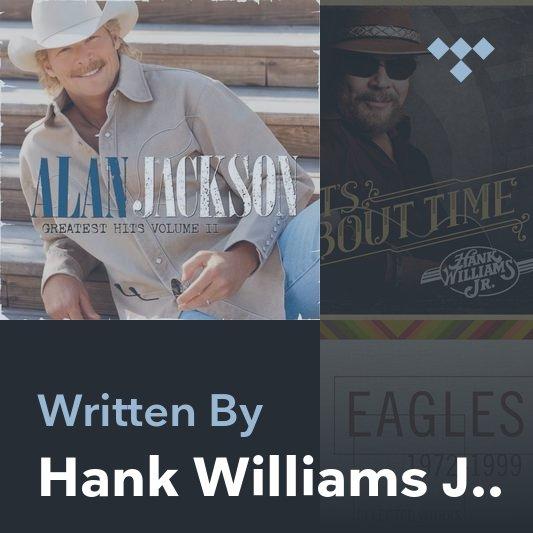 Songwriter Mix: Hank Williams Jr.