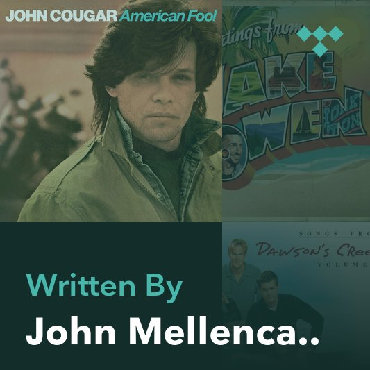 Songwriter Mix: John Mellencamp