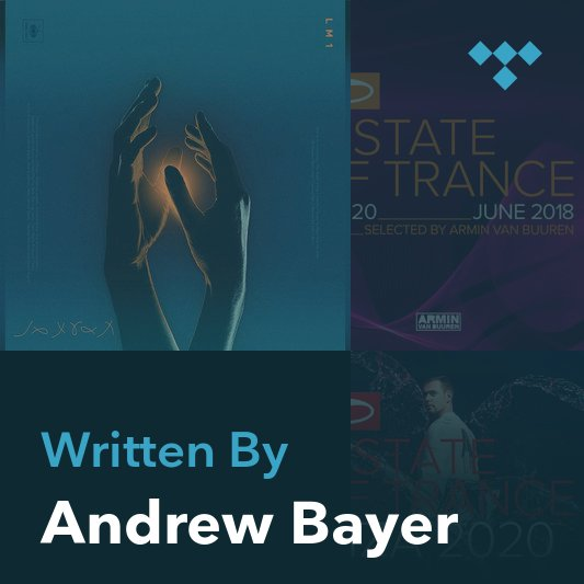 Songwriter Mix: Andrew Bayer
