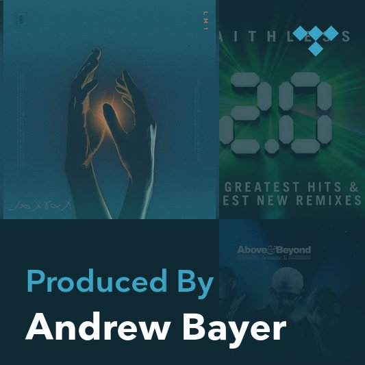 Producer Mix: Andrew Bayer