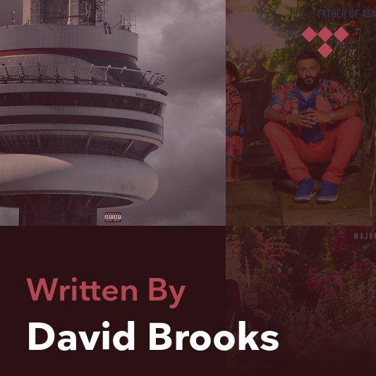 Songwriter Mix: David Brooks