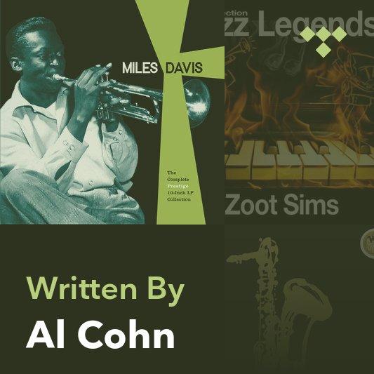 Songwriter Mix: Al Cohn
