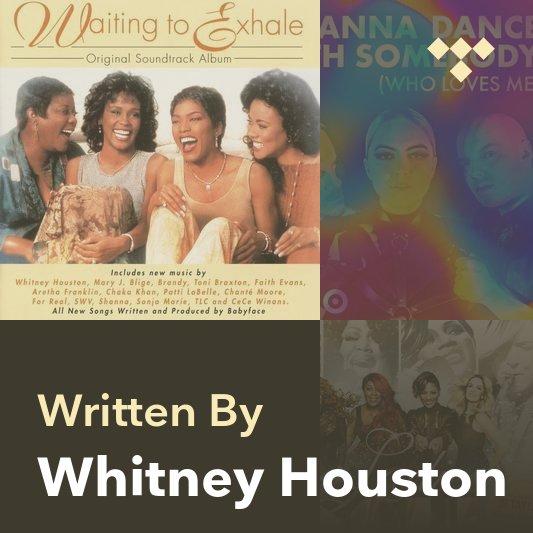 Songwriter Mix: Whitney Houston