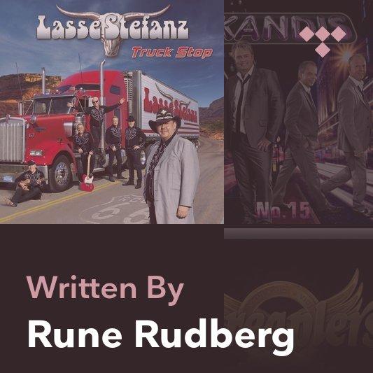 Songwriter Mix: Rune Rudberg