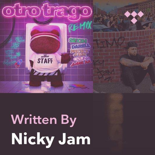 Songwriter Mix: Nicky Jam