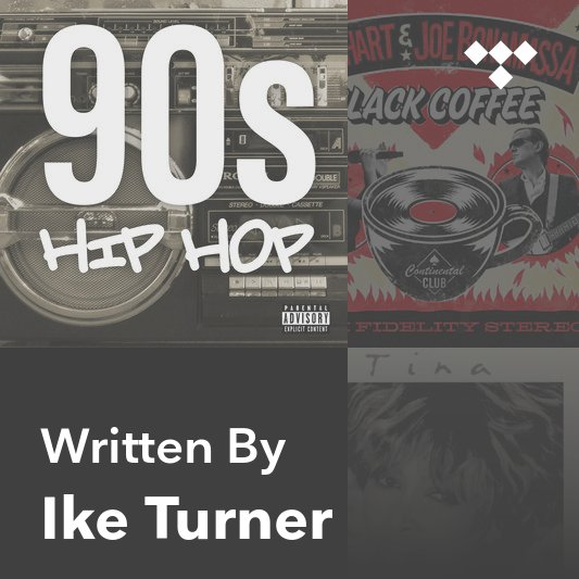 Songwriter Mix: Ike Turner