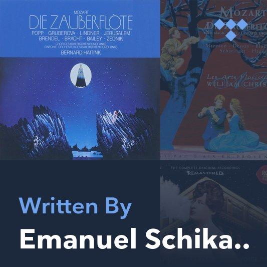 Songwriter Mix: Emanuel Schikaneder