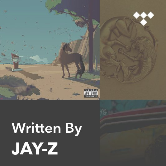 Songwriter Mix: JAY-Z