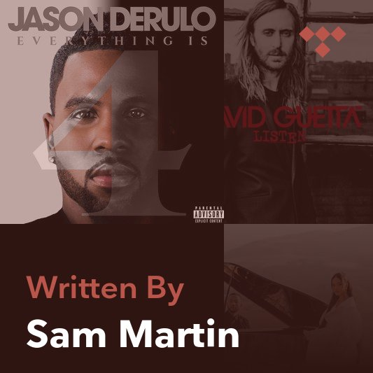 Songwriter Mix: Sam Martin