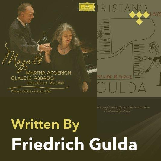 Songwriter Mix: Friedrich Gulda