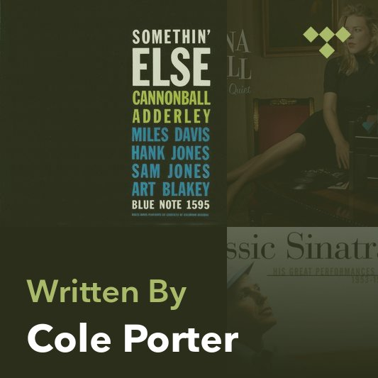 Songwriter Mix: Cole Porter