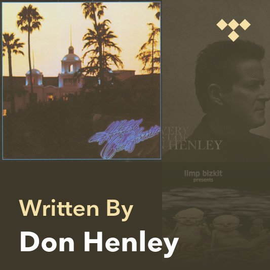 Songwriter Mix: Don Henley