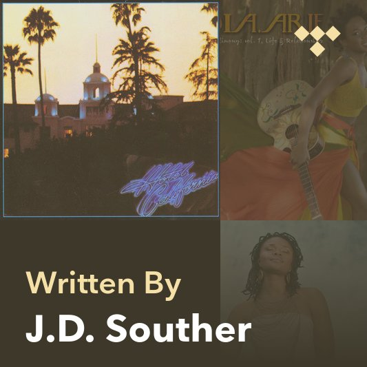 Songwriter Mix: J.D. Souther