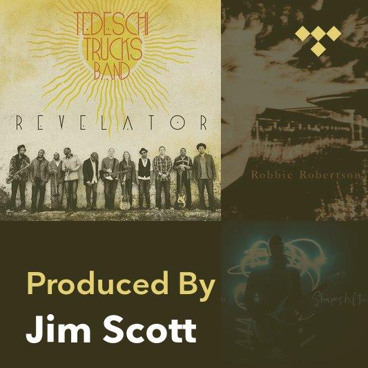 Producer Mix: Jim Scott