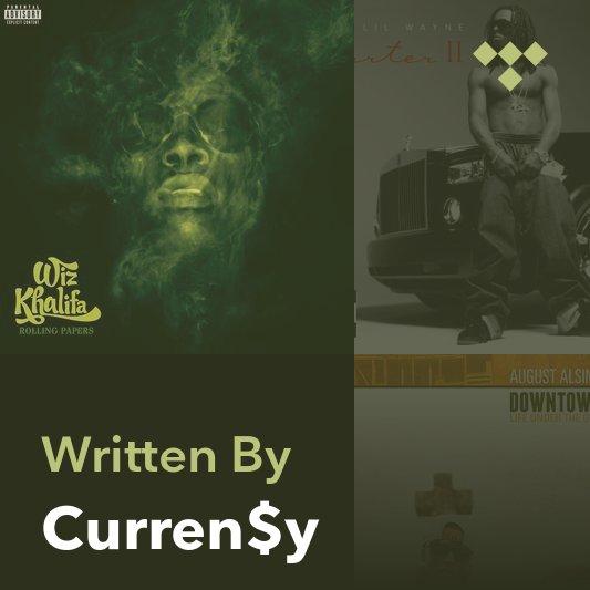 Songwriter Mix: Curren$y