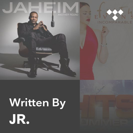 Songwriter Mix: JR.