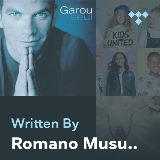 Songwriter Mix: Romano Musumarra
