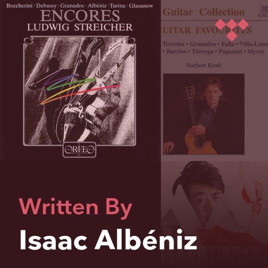 Songwriter Mix: Isaac Albéniz