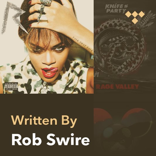 Songwriter Mix: Rob Swire
