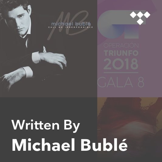 Songwriter Mix: Michael Bublé