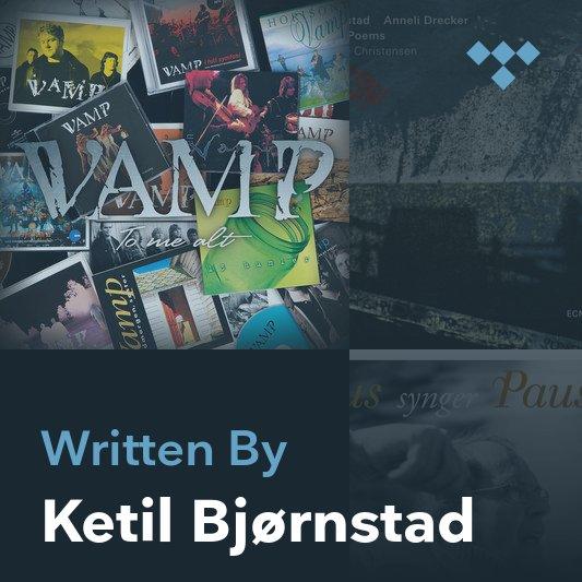 Songwriter Mix: Ketil Bjørnstad